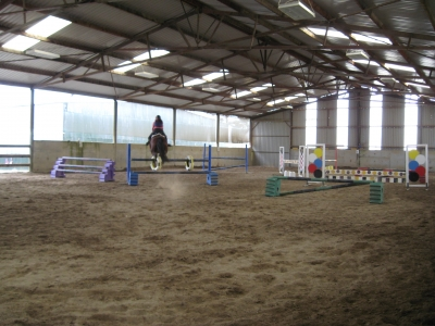 Knocklishen Riding Stables